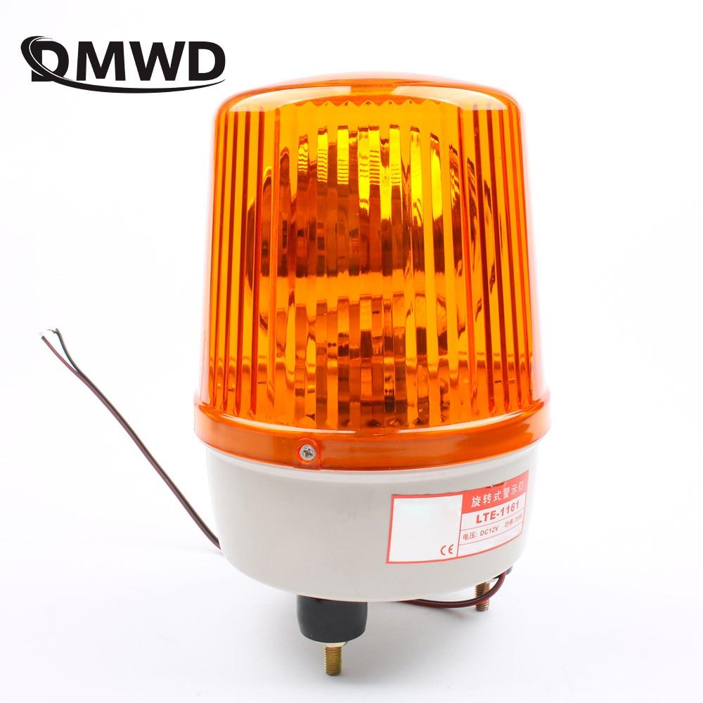 AC110V 220V 380V Engineering Signals Warning Alarm Rotating Beacon Traffic Light  Siren LTE-1161J With Buzzer (sound)