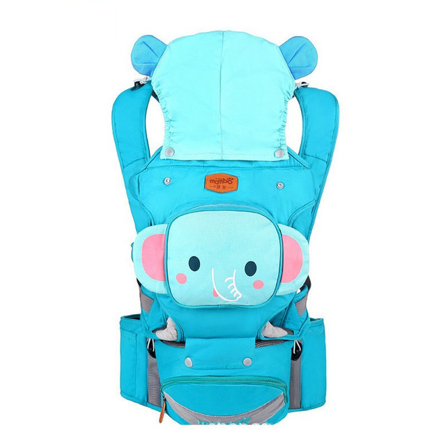 New Design ergonomic baby carrier backpack hipseat portable infant mochila carrier sling wrap 360 baby pouch removable kangaroo
