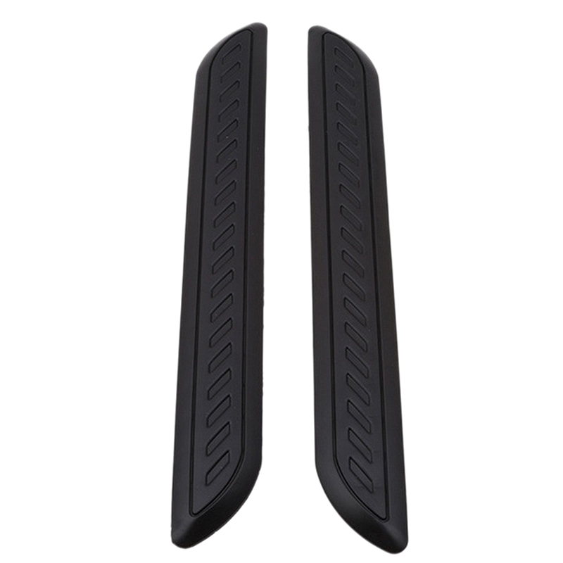 2Pcs Car Anti-Scratch Strip Anti-Collision Stickers