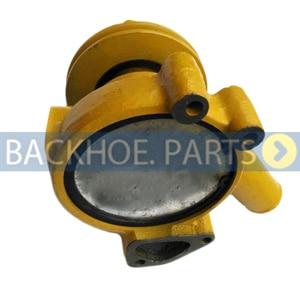 Image 4 - Water Pump 6144 61 1400 6144 61 1401 6144 61 1402 for Komatsu D20A 5 D20P 5 D20Q 5 D20S 5 D21A 5 D21P 5 D21Q 5 D21S 5 2D94 4D94