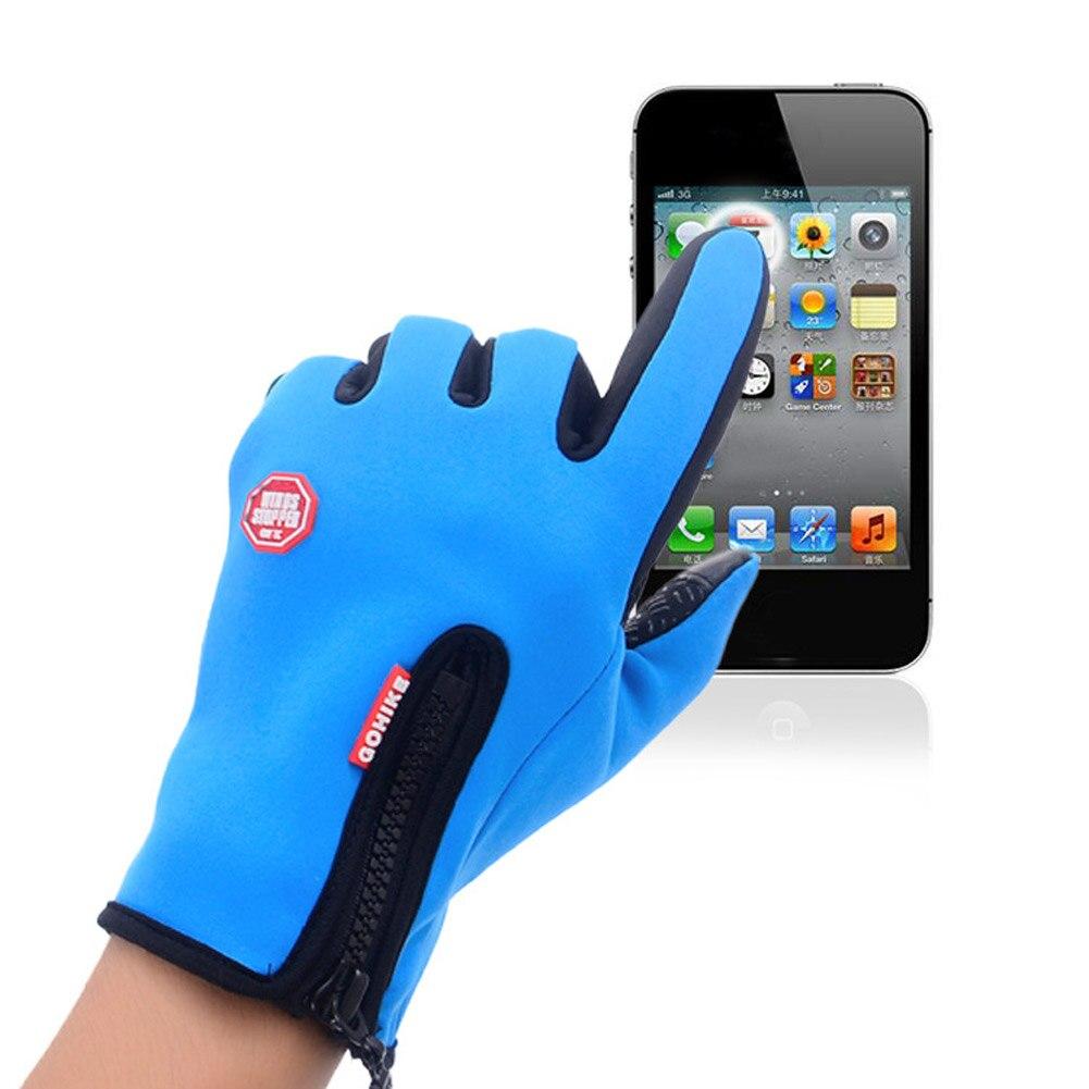 Mens ski gloves xxl - Women Men L Xl Xxl Winter Waterproof Warm Ski Snowboard Gloves Climbing Motorcycle Touch