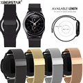 Stainless Steel Mesh Magnetic Loop Wrist Bracelet Strap Watchbands For Samsung Galaxy Gear S3 Classic SM-R770 S3 Frontier