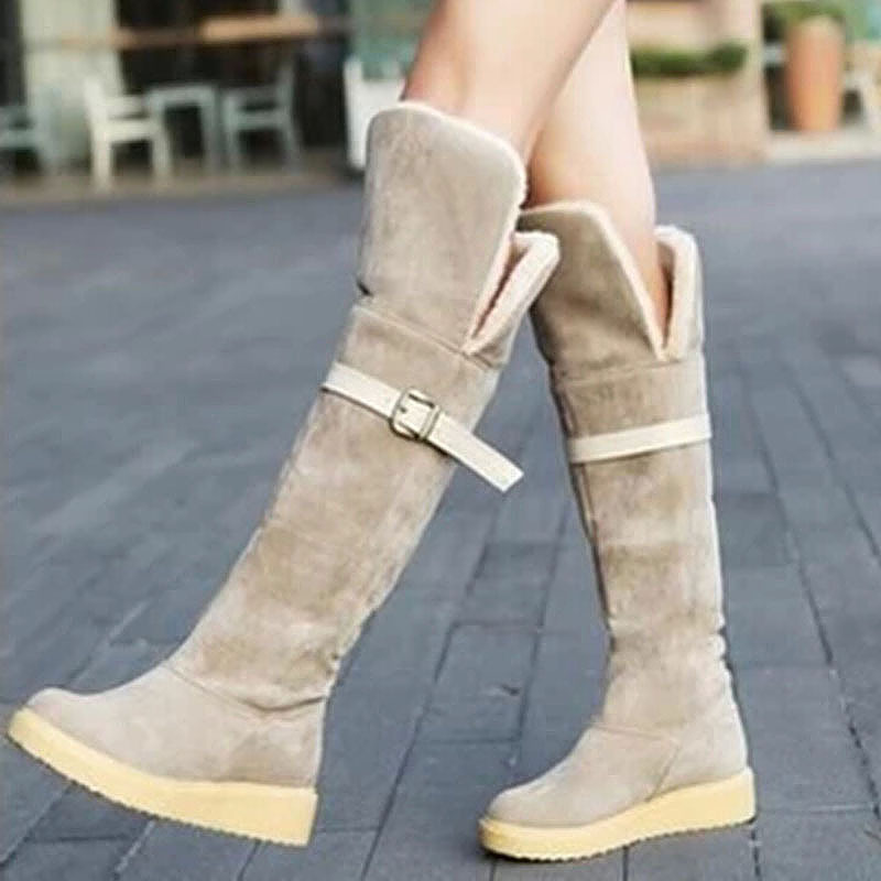 Women's winter boots fashion – Novelties of modern fashion photo blog