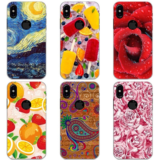 coque iphone x art cover