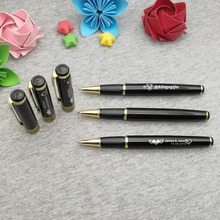 Boss wanted heavy contract signing pen customIized free with any logo text/email/weburl/phone 50pcs a lot ship by RUSH DHL