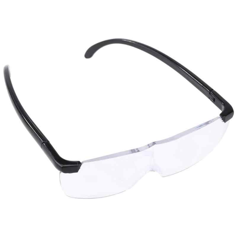 a632038013 Portable Sewing Protector Eyewear Vision Magnifying Glasses Elderly  Presbyopic Eye Protect Magnifier Glasses Sewing Accessories