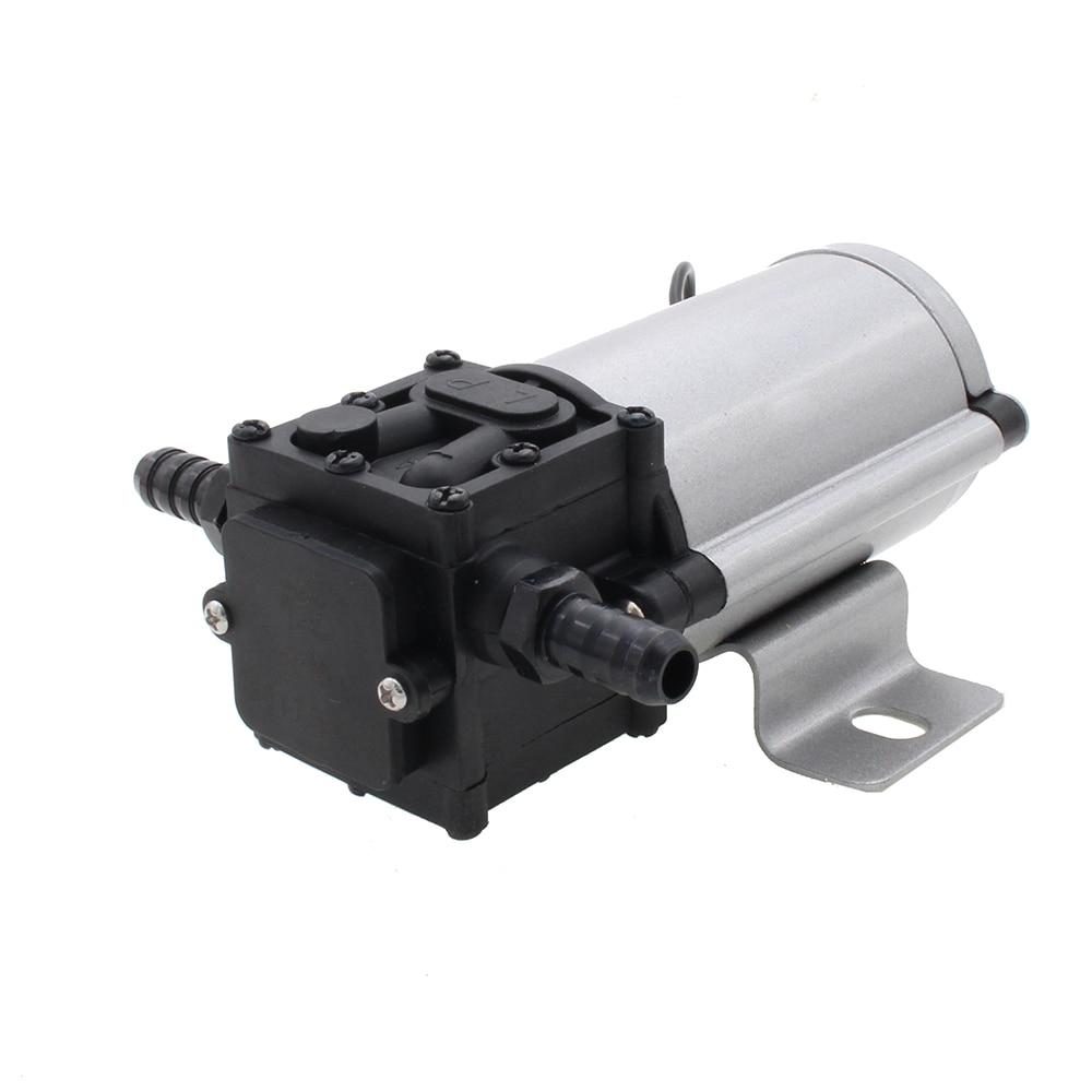 Professional Gasoline Petro Pump DC 12V 24V Diesel Fuel Oil Extractor Transfer 10L/min цена