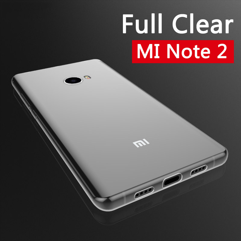 Legend Coupon xiaomi-note-2-case-xiaomi-note-2-cover-silicon-soft-back-ultra-thin-mofi-clear-5
