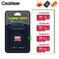 Cartão de memória 256 gb 128 gb 64 gb u3 UHS-3 32 gb cartão micro sd class10 UHS-1 cartão flash memória microsd tf/sd cartões para tablet