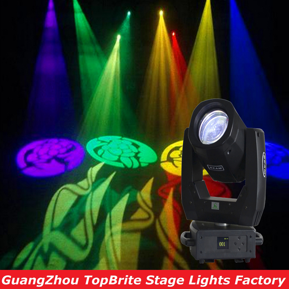 2016 New 150W Led Moving Head Light DMX512 13CHs Strong Power 150W Spot Beam Moving Head Lights For Stage Dj Disco Equipments