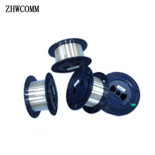 ZHWCOMM singlemode Single bare fiber OTDR measuring Optical Fiber Cable 1KM 9/125 OTDR test optical fiber reels(China)