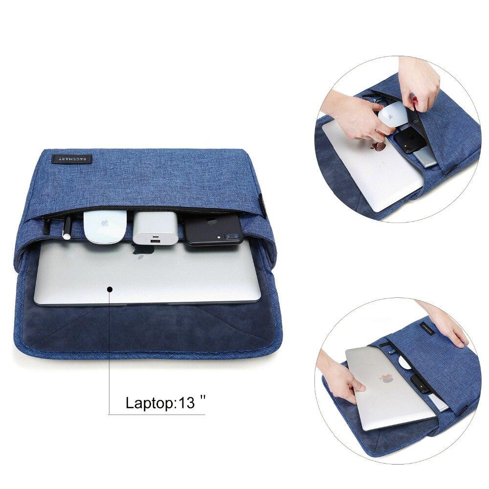 BAGSMART Ny resväskan bärbar väska Tablet Portfolio Väska till - Väskor för bagage och resor - Foto 2