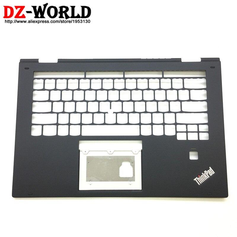 Nieuw/Orig voor Lenovo ThinkPad X1 Yoga 2nd 20JD 20JE 20JF 20JG Toetsenbord Bezel Palmrest Cover w/o touchpad met FPT Gat SM10M69724-in Laptoptassen & Koffers van Computer & Kantoor op AliExpress - 11.11_Dubbel 11Vrijgezellendag 1