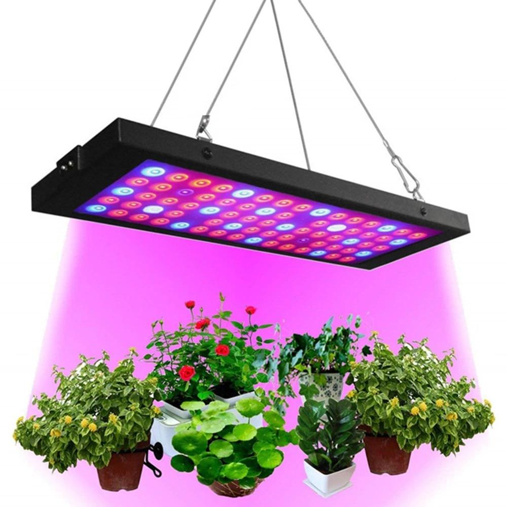 1 Piece New LED Grow Light UV Growing Lamp Indoor Plants Hydroponic Plant Lamp !