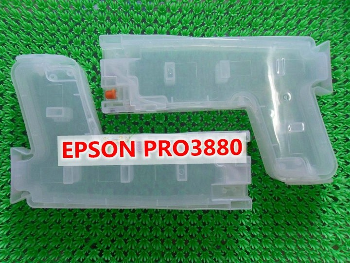 refill ink cartridge Pro 3880 Continuous Ink Supply System