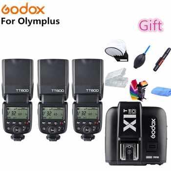 Godox TT600 Camera Flash Speedlite 2.4G Wireless Master Slave TTL HSS High Speed for Olympus om-d e-m10 mark ii DSLR Cameras - DISCOUNT ITEM  24% OFF All Category