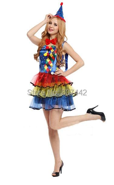 Qadınlar üçün Halloween geyimləri Səhnə performansı Geyim - Karnaval kostyumlar - Fotoqrafiya 2