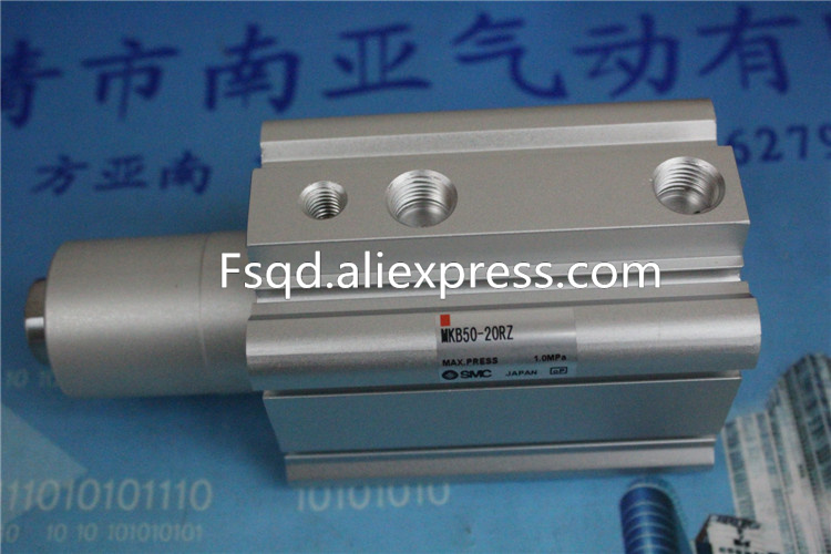 MKB63-10RZ MKB63-20RZ MKB63-30RZ MKB63-50RZ SMC Rotary clamping cylinder air cylinder pneumatic component air tools MKB series dhl eub 2pcs for smc mkb20 20rz 15 18