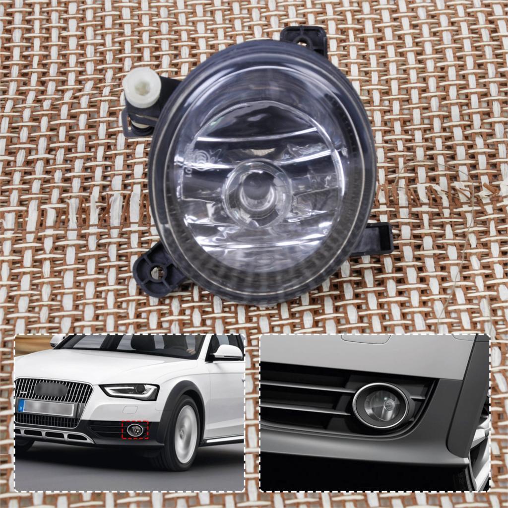 DWCX New Front Left Fog Light Lamp 8T0941699B for Audi A4 B8 2008 ...