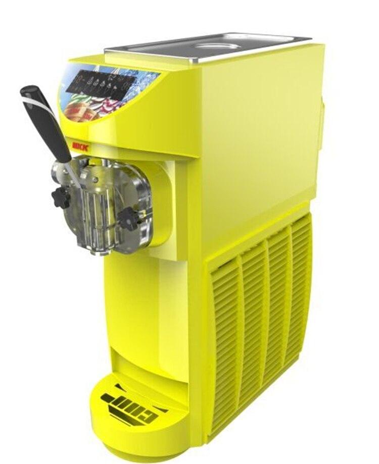 Mini Machine molle de crème glacée économiseuse d'énergie superbe distribuant la Machine de crème glacée