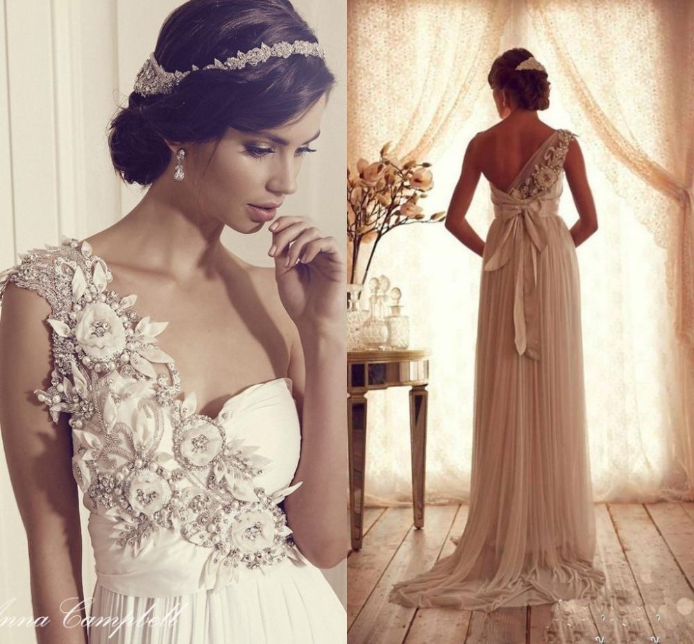 Vestidos vintage para bodas for Boda vintage