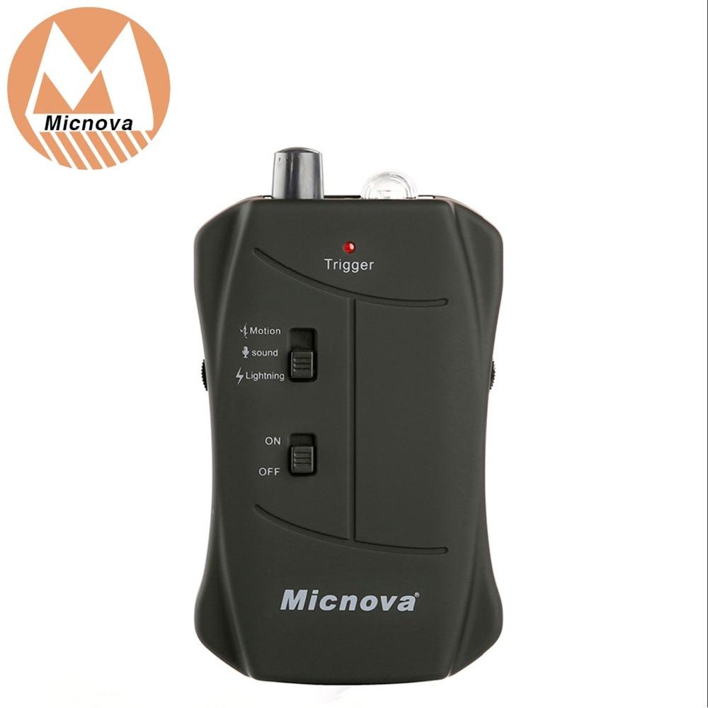 Micnova Lightning/Fireworks & Motion & Sound Sensor/Security/Wildlife Trigger MQ-VTO for Olympus Cameras