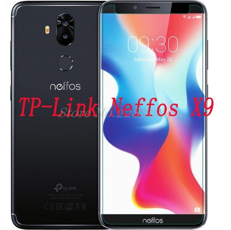 Купить Смартфон закаленное стекло 9h для TP-Link Neffos X9 5,99