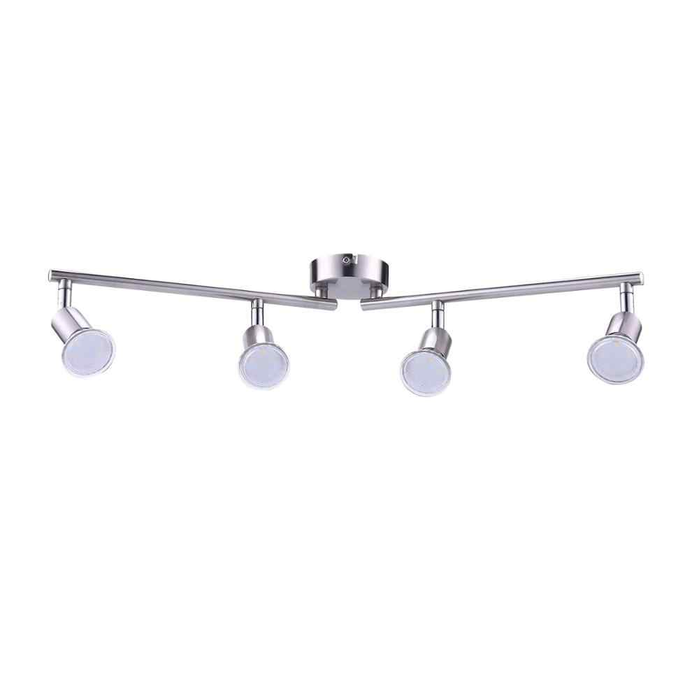 Track Lighting Kit Wall Ceiling Mounted