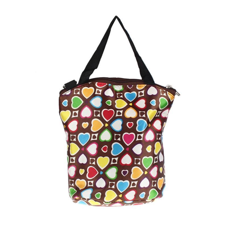New Baby Thermal Feeding Bottle Warmers Handbag Shoulder Bag Satchel 2017 New Fashion 17Apr30