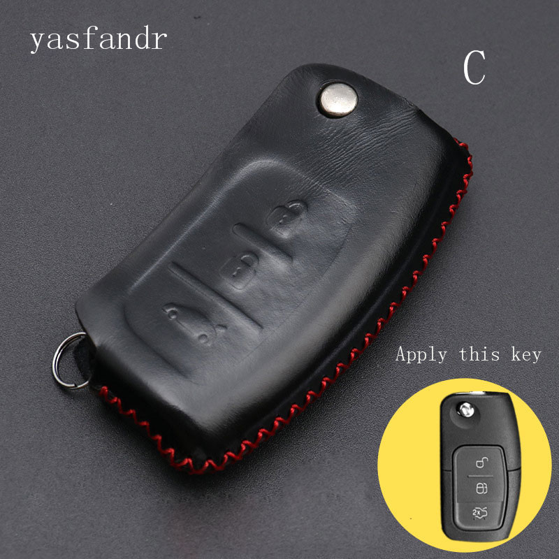 Portable 3 Buttons Colorful Silicone Controller Case For VW Car Key Cover