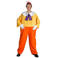 Bayi Hot Funny Clown Costume Fashion Show Fash Halloween Costume Adult Children Cosplay Costume For Carnival
