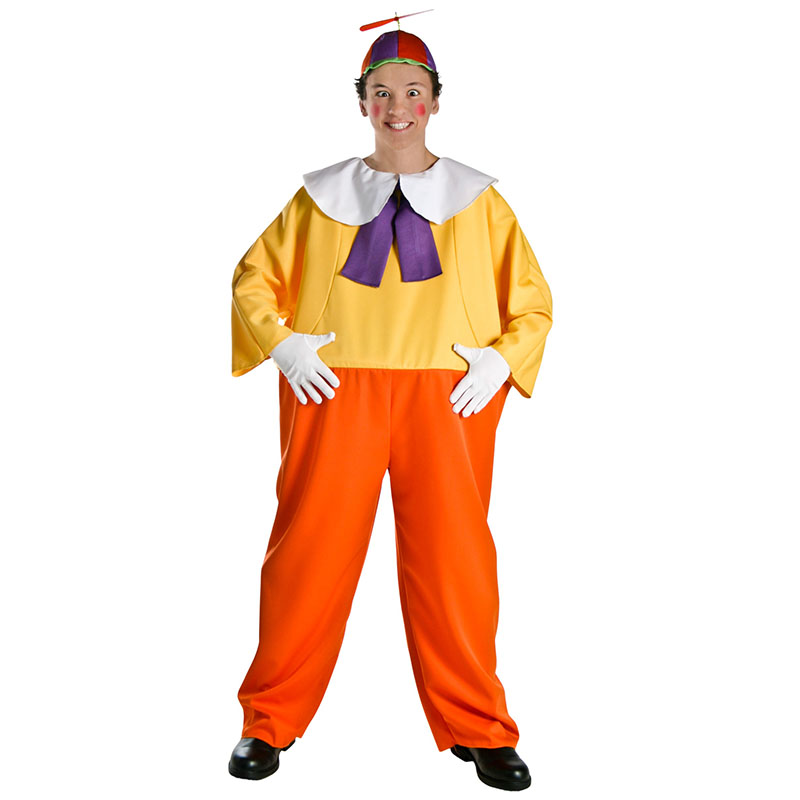 bayi hot funny clown costume fashion show fash halloween costume adult children cosplay costume for carnival - Fun Teenage Halloween Costumes