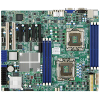 Free shipping Server motherboard for X8DTL 6F 1366 mainboard Fully tested