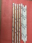 """100% NEW 16 PCS(8*A,8*B) LED strips for LG INNOTEK DRT 3.0 42""""-A/B Type 6916L 1709B 1710B 1957E 1956E 6916L-1956A 6916L-1957A"""