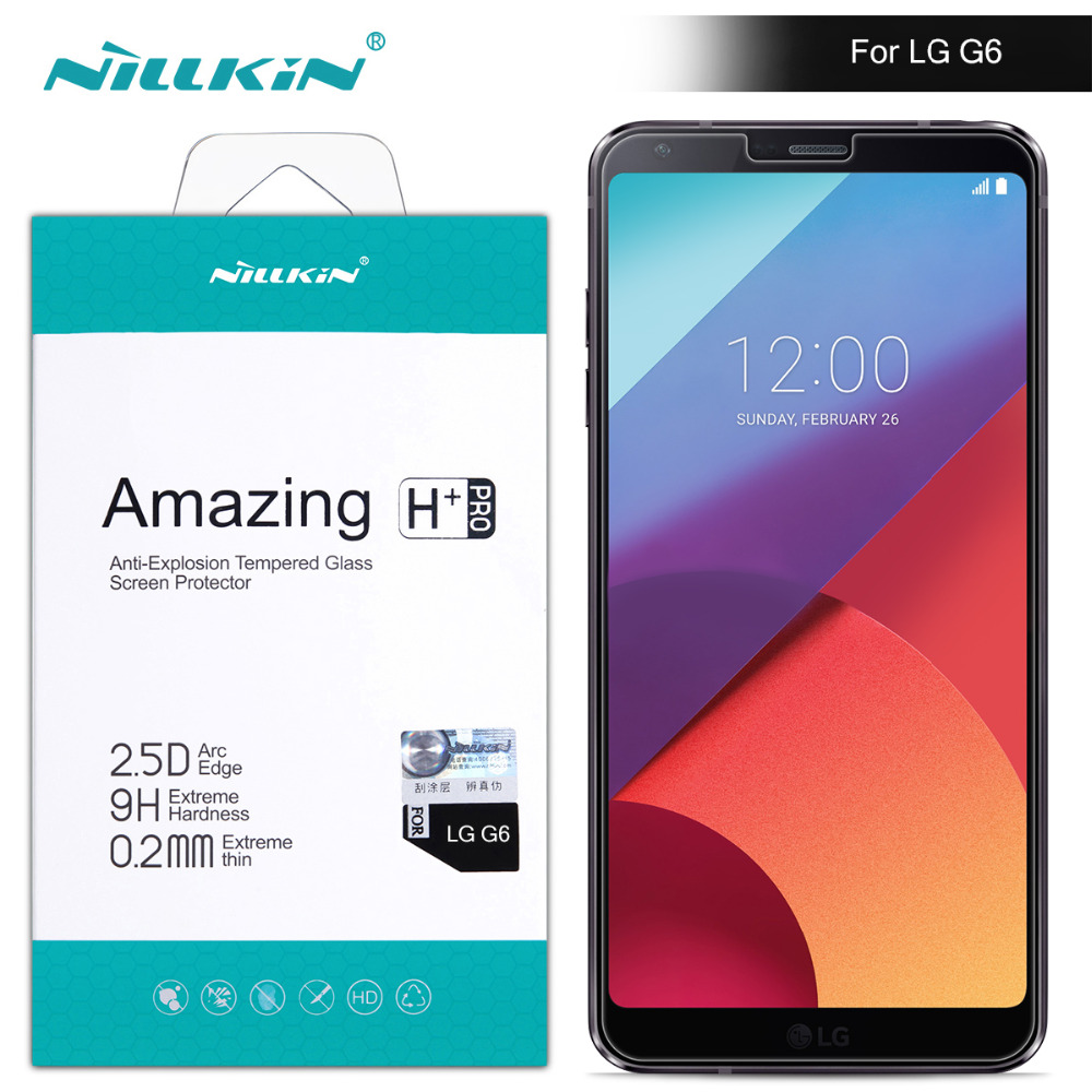 For Lg G6 Tempered Glass Screen Protector 57 Inch Nillkin H Pro Laptop Wd Western Digital Blue 1tb Hdd 25 Sata Wd10spzx Disco Duro Internal Sabit Hard Disk
