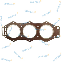 OVERSEE 6G5 11181 01 00 6G5 11181 A0 150 200HP for Yamaha Outboard Cylinder Head Gasket