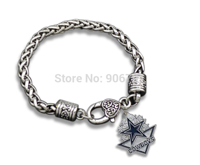 Dallas Cowboy Bracelet In Cuff Bracelets From Jewelry Accessories On Aliexpress Alibaba Group