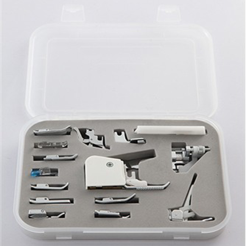 15pcs set Creative Using Sewing DIY Presser Foot Household Multipurpose Walking Feet for Home Sewing Machine Accessories CY 015 in Sewing Tools Accessory from Home Garden