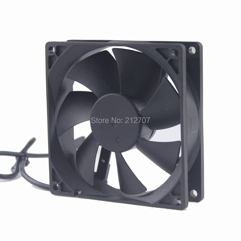 Купить с кэшбэком Gdstime 5V USB Fan 92mm 92x92x25mm PC CPU Cooling Cooler