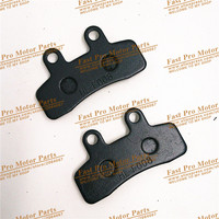 Disc Brake Pads Fits For 50cc 70cc 110cc 125cc Pit Dirt Bike Pitster Pro ATV SDG