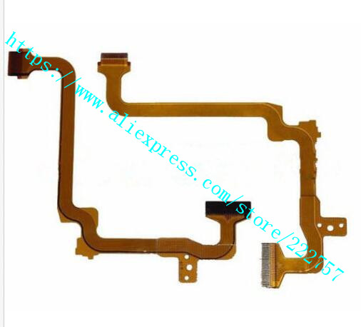 NEW LCD Flex Cable For JVC GZ-HD300 GZ-HD310 HD300 HD310 Video Camera Repair Part
