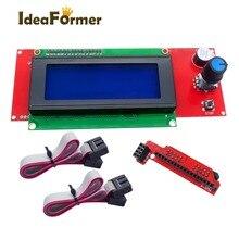 Control-Panel Parts Display RAMPS1.4 Lcd 2004 3d-Printer Prusa I3 Reprap Mega2560 1set