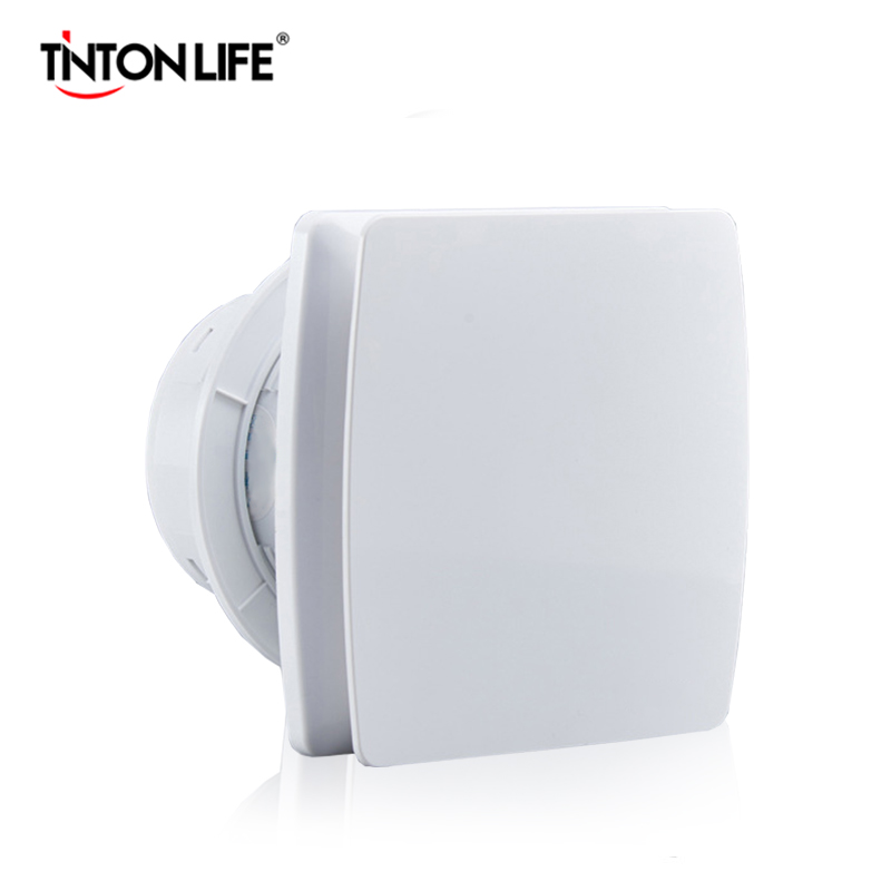 220V 4/6inch Exhaust Fan Bathroom Kitchen Toilet Hotel Ventilator Fan Without Plug Concealed Wall Window Install Ventilator Fan