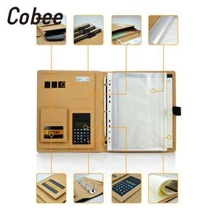 A4 File Folder Conference Folder Pouch Cover School Fashion Business