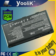 Laptop Battery 7800MAH For BTY-M6D E6603 GT60 GT660 GT670 GT70 GT780 GX60 GX660 GX780 GX680 GX660R GT663 Series