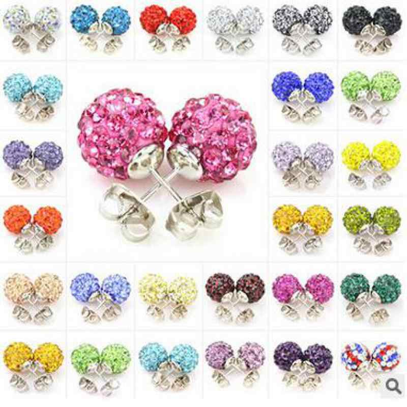 pendientes mujer earrings for women jewelry brincos earings earring stud orecchini fashion oorbellen aretes crystal rhinestone