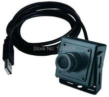 1080P Full Hd 30fps Cmos OV2710 2.8MM Wide Angle Lens Usb 2.0 Mini Medical Camera Linux Miniature USB Camera Mini ATM camera