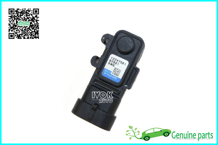 Genuine OEM Fuel Pump Tank Vapor Vent EVAP Pressure Sensor GMM 12247581