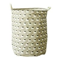 The Cheapest And Most AffordableFolding Multifunction Barrel Storage Barrels Clothes Toy Wash Bags Laundry Baskets