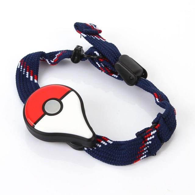Bluetooth Bracelet Pokemon Go Plus Bluetooth Wristband Compatible Bracelet Watch Game Accessory For Nintendo